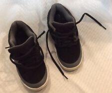 Cherokee Boys Sneakers Flat Sole Euc Size 1 Color Multi