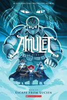 Amulet 6 : Escape from Lucien, Paperback by Kibuishi, Kazu, Brand New, Free s...