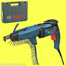 BOSCH cloisons sèches GSR 6-45 Mandrin malette + Auto-Feed Embout ma 55