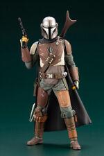 Star Wars The Mandalorian ArtFX+ Kotobukiya Mando Bounty Hunter IN STOCK!