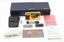 """""""Special Rare""""[Mint!] RICOH R1 Gold Point & Shoot Film Camera From Japan #07017"""