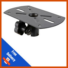 Top Hat Stand Adaptor Mount Metal 35MM to fit Speaker Stand