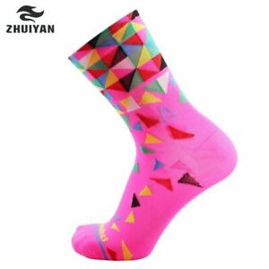 Professional Sport Outdoor Socks Breathable Road Bicycle Mountain Bike Cycling R