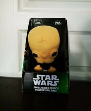 Peluche Parlante Star wars 2013 Joy Toy Neuf