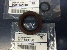 Genuine Subaru Engine Crank & Oil Pump Seal Kit WRX Sti Impreza EJ257 EJ205 OEM