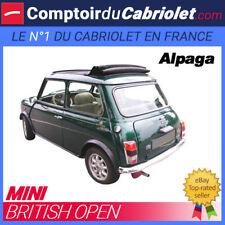 Capote Mini British Open cabriolet (1992 - 1997) - Toile Alpaga Stayfast®