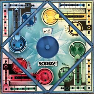 Sorry Travel Fun on the Run Replacement Parts - Pawns, Game Board - You Choose