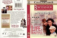 Life Is Beautiful (Dvd, 1999) Widescreen, Roberto Benigni