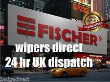 Fischer FORD Fiesta MK7 2008-ON Front Aero Wiper Blades 26/15(FB791)