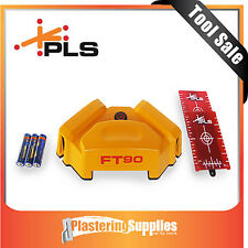 PLS FT-90 Floor and Tile Laser     Plasteringsupplies