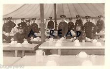 Soldier group Cheshire Regiment in dry canteen / Marquee at annual camp