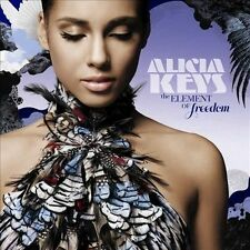 The Element of Freedom by Alicia Keys (CD, Dec-2009, J Records) - LIKE NEW