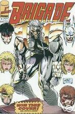 Brigade Vol.1 #1-4 (Image Comics)