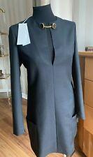 Stella McCartney Black Wool Mini  Dress   size 40/6