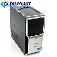 Dell Precision T1500 Workstation PC Intel i3 3.1GHz 8GB 500GB Windows 10 Pro