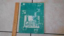 Cummins Parts Catalog 4BT3.9 Automotive *USED* Bulletin No. 3884252-01 (?)