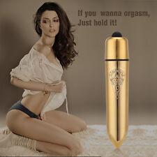 Vibrating-Waterproof-Multispeed-G-Spot-Vibrator-Massager-Clit Dildo-Vibe-Sex-Toy