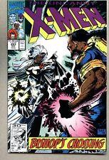 Uncanny X-Men #283-1991 nm- Portacio 1st full Bishop 1st Gamemaster