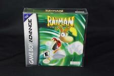 Rayman Advance Nintendo Game Boy Advance GBA CIB Complete w/Manual, Inserts, Box