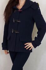 Womens Joules Leighton Wool Duffle Coat Jacket UK10 Small