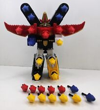 Power Rangers Super Megaforce-Battlefire Megazord-Complet Inc Extra Rockets