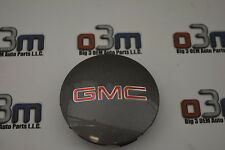 2013-2014 GMC Acadia Wheel Center Cap w/ red GMC Logo new OEM 22824573