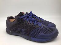 Reebok Crossfit Women's Sz 8.5 CF74 Nano 4.0 Lifting Gym Shoes Purple M43441
