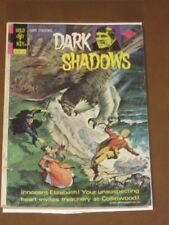 "Dark Shadows #28 Barnabas Collins Collinwood 1974 ""Innocent Elizabeth"" Treachery"