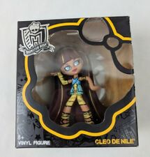 "Monster High Vinyl Cleo de Nile Mummy 3.5"" Figure - New in Damaged Box"