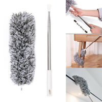 Microfiber Duster Extra Long Extension Pole Bendable Lint Free Dusters Ceiling