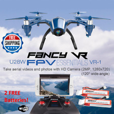 Udi U28W Quadcopter Wifi Rc Drone With Fpv Hd 2mp 720p Camera Rc Ready To Fly