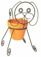 Panacea (#86666) Dog Planter Pot Holder, Brown