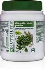 500 gm Amway NUTRILITE All Plant Protein Cholesterol & Lactose Free Food ||