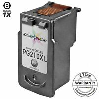 2973B001 BLACK HY Ink Cartridge for Canon PG210XL PIXMA MP280 MP480 MP490 iP2700