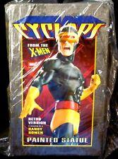 Cyclops Retro Statue New 2002 Bowen Designs X-Men Marvel Comics Amricons