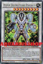 Yu-Gi-Oh Hyper Distruttore Psichico LC5D-IT235 Rara in ITA Psychic Blaster Nuovo