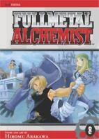 Fullmetal Alchemist, Vol. 8 by Arakawa, Hiromu