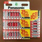 40 x AA Genuine PANASONIC Zinc Carbon Batteries - New R6 1.5V Expiry 2023 <br/> OVER 20K SOLD ✔ PRICE REDUCTION ✔ FAST & FREE DELIVERY