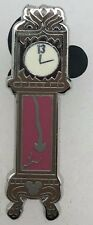 Disney WDW Hidden Mickey 13 Hour Grandfather Clock Pin R1