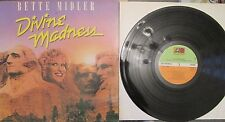 Bette Midler - Divine Madness - 1980 Vinyl Album