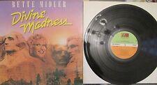 Bette Midler - Divine Madness - 1980 Vinyl Album