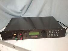 AV Communications Tieline Commander ISDN POTS TLR200 Codec Solutions Digital Aud