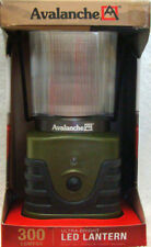 TKO Avalanche Portable Outdoor LED Lantern 300 Lumens Battery Life up to 45 HRS