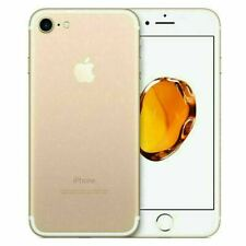 MINT Apple iPhone 7 128GB GSM FACTORY Unlocked Smartphone Gold Excellent