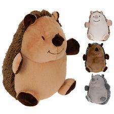Large Soft Heavy Fabric Hedgehog Door Stop Home Office Animal Cuddly  Doorstop