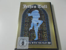 JETHRO TULL - LIVING WITH THE PAST - 2002 DVD - NEU!
