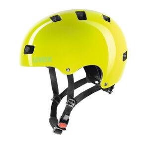 UVEX BMX- Skater- Fahrradhelm HLMT 5 Bike lime GR :58-61 cm