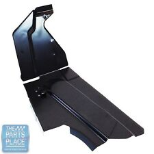 1966-67 Chevrolet Chevelle Package Tray Panel Extension - LH - Each
