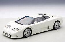70978 AUTOart 1:18 Bugatti EB110 GT White