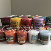 Yankee Candle Sampler ~ VOTIVES ~ You Choose Scent ~ FREE SHIP 7+
